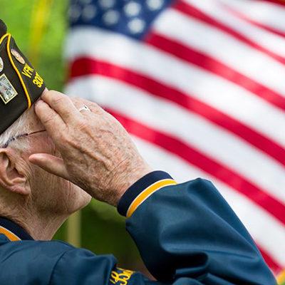 veteran-salute-flag